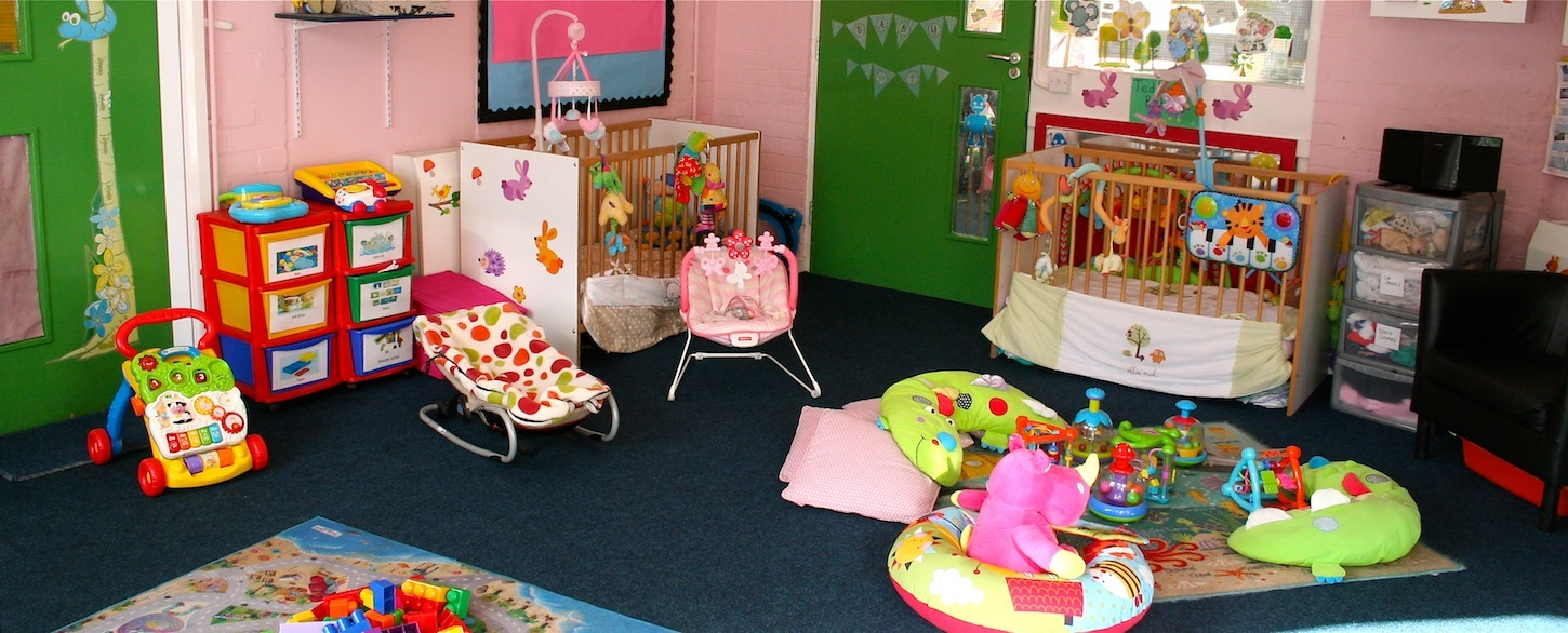 Teddies Room St Lawrences private Day Nursery