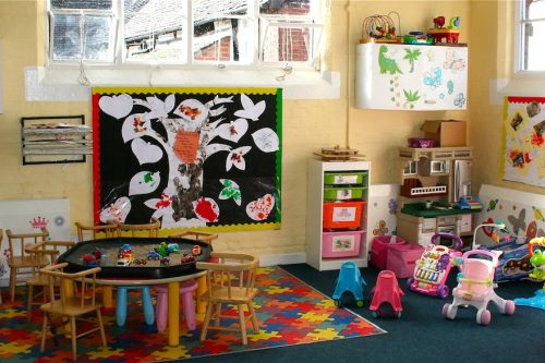 Tigers Room